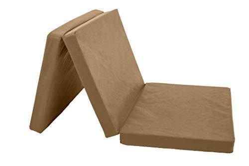 ALTABEBE AL5000-13 - Cama de viaje con colchón, color beige