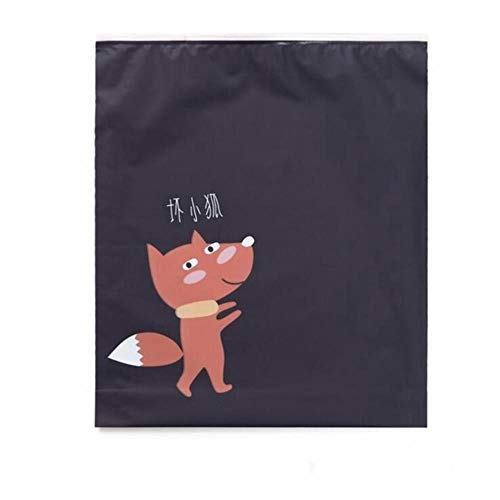 LALY A SHOP Bande de Toilette imperméable à l\'eau de maquillage sac de Rangement de Voyage maquillage Make Up Zipper Filles kit Femmes maquillage beauté affaire organisateur, 4,32x27cm