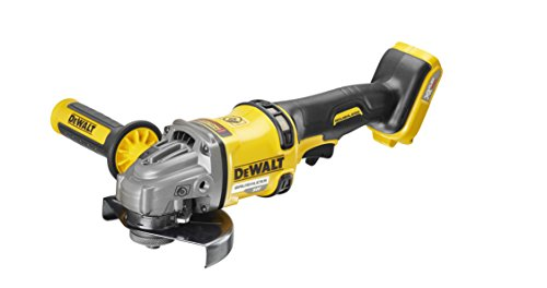 Dewalt DCG414NT-XJ Mini-Amoladora sin escobillas XR Flexvolt 54V 125 mm...