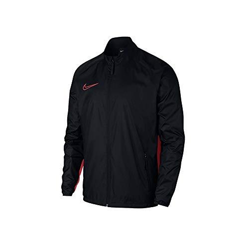 Nike Herren Jacke M NK RPL ACDMY JKT, black/ember glow, M, AJ9702