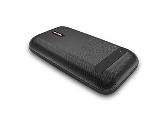 Philips Audio BT3901B Channel Wireless Built-in Speaker,Black