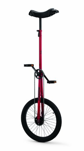 Torker TX Unistar Unicycle - 5ft., Red Shimmer