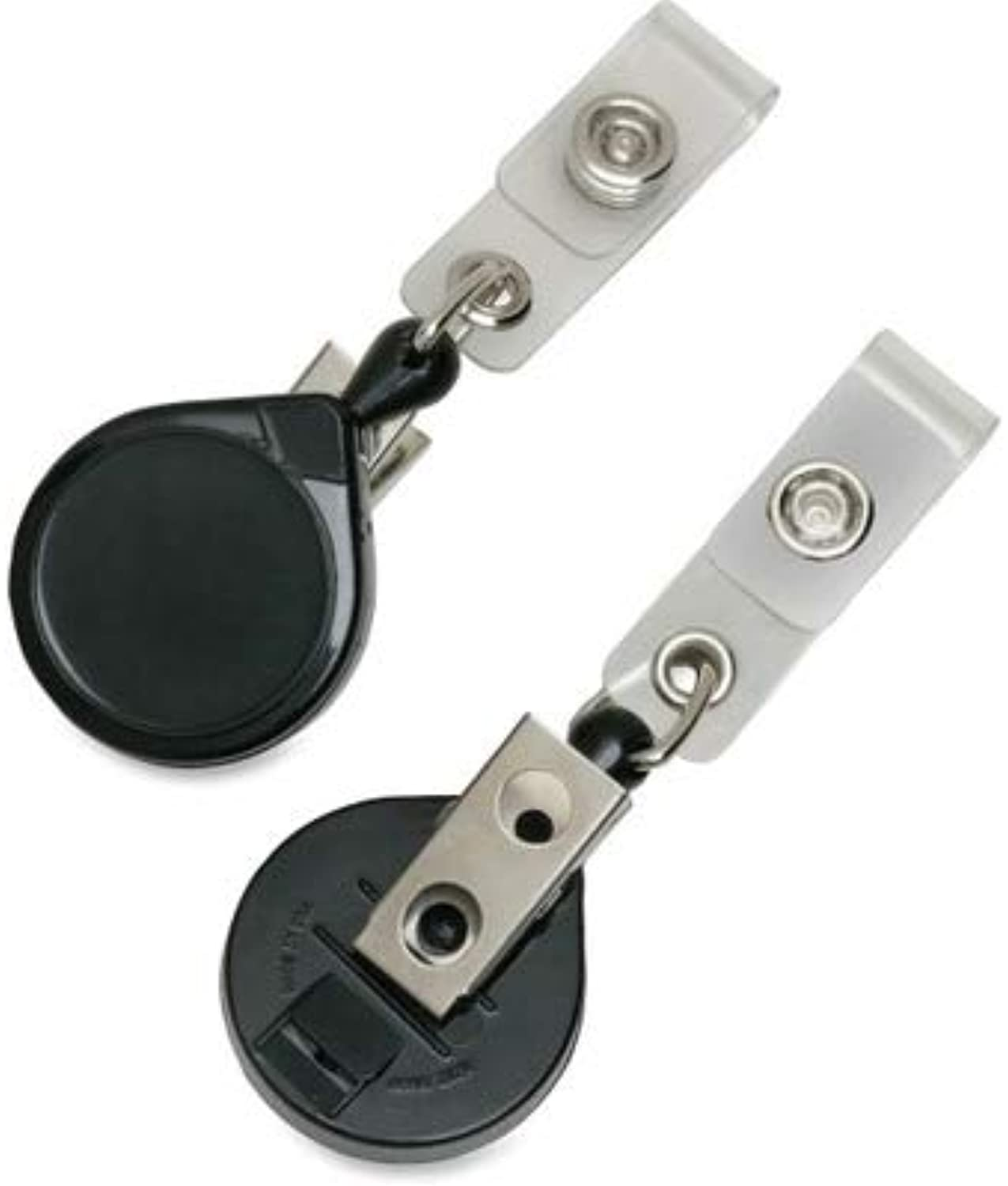 AbilityOne - Retractable ID Reel with Bulldog Clip 8455-01-648-5708