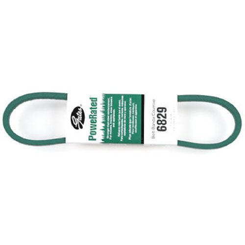 1//2 Width 5//16 Height Gates 6898 PoweRated V-Belt 98.0 Belt Outside Circumference 4L Section