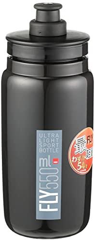 Elite Fly Flasche, 550 ml, Unisex, Elite Fly 550 ml, Schwarz , 550 ml