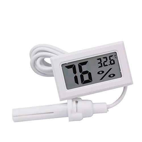 Akemaio Mini-LCD-Digital-Thermometer-Hygrometer-Monitor Temperatur Innen Convenient Temperatursensor für Home Office