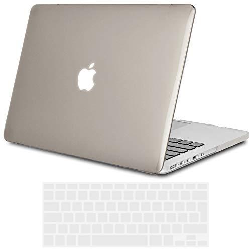 TECOOL Funda para MacBook Pro 13 Pulgadas con Retina Display, Plástico Dura...
