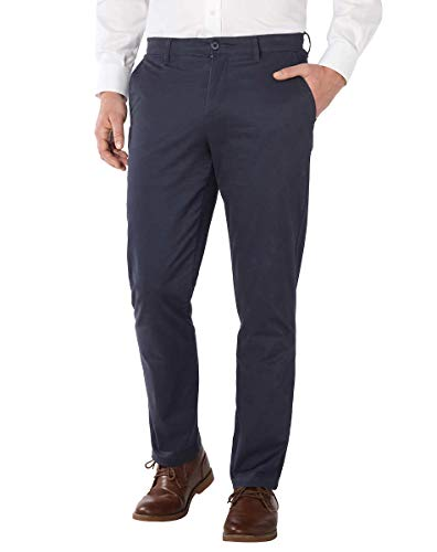 English Laundry Men's Chino Pant, Variety (Blue Night (Blue), 34 x 32)