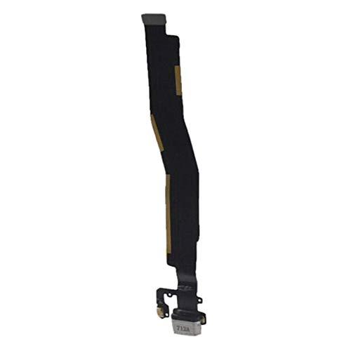 #N/A/a Reemplazo de Cable Flexible de Puerto de Estación de Carga USB de 1 Pieza para OnePlus One Plus 3T