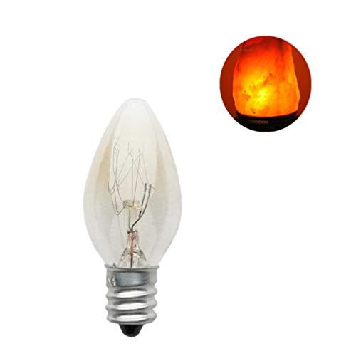 Mobestech 10 Stks 5 W Zout Lampen E12 Socket Vervangende Lamp Voor Himalaya Zout Lamp Kroonluchters Wax Warmer Nachtlampje