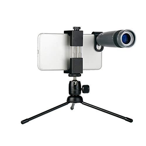 CARWORD Objectif téléobjectif Universel 20X pour Objectif de caméra avec Zoom pour téléphone au Zoom pour iPhone X XS Max 8 7 Plus