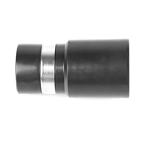 Loriver Hochwertiger Universal-Zentralstaubsauger-Schlauchadapteranschluss 32 mm schwarz