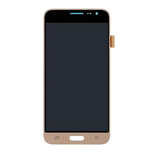 Haodene Pantalla LCD para Samsung Galaxy J3 2016 - Pantalla LCD Digital Pantalla Táctil para Samsung Galaxy 2016 - J320P - J320M - J320F, Negro
