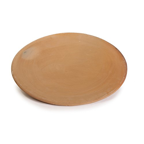 Ancient Cookware Mexican Clay Comal, Large