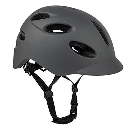 Casco de bicicleta LED Casco de equitación con luz trasera bicicleta eléctrica Didi conducción casco M 54-58CM