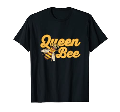 Beekeeping Fun Queen Bee Beekeeper T-Shirt