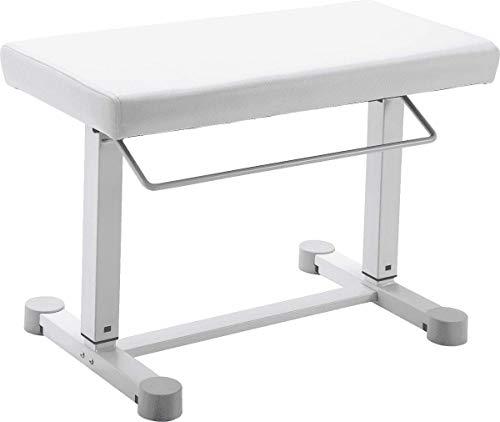 Konig und Meyer 14080–000–76Piano Bench Pure weiß