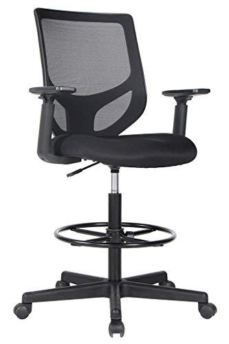 Smugdesk Tall Drafting Chair