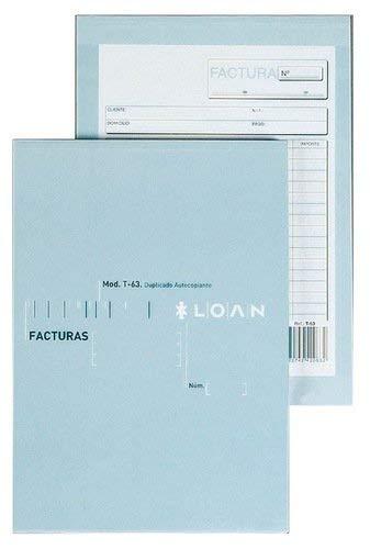 Loan T46 - Talonario, 10 unidades