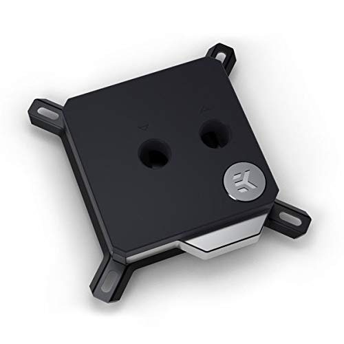 EKWB EK-Velocity CPU Waterblock, Intel CPU, Nickel/Acetal