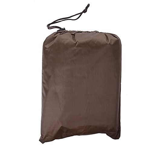 Changor Cubiertas de Swing al Aire Libre, súper Asiento súper luz 223 * 152*Cubierta de Muebles de Patio de 183 cm Paño Oxford