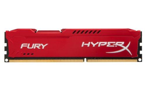 HyperX Fury - Memoria RAM de 8 GB (1333 MHz DDR3 Non-ECC CL9