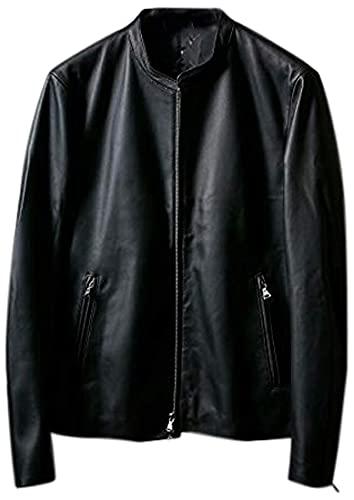 (ティーケー タケオキクチ) tk.TAKEO KIKUCHI ラムレザーシングルライダースジャケット 17051001 03(L) ブラック(019)