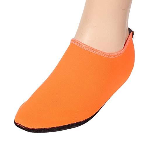 Beach Shoes Langlebige Sohle Barfuß Wasser Haut Schuhe Männer Frauen Aqua Schuhe Anti Slip Strandschuhe Schwimmen Yoga Wassersport Aerobic Socken Schuhe-D_M