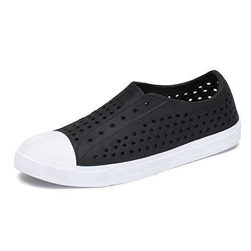 SAGUARO Mens Womens Kids Casual Sneaker Slip-On Breathable Garden Clogs Beach Water Shoes
