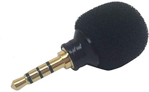 E2 SLL- 3.5mm micrófono del teléfono móvil Mini Universal micrófono Nacional canción K Mini micrófono Tarjeta de Sonido del Ordenador en línea del micrófono de grabación