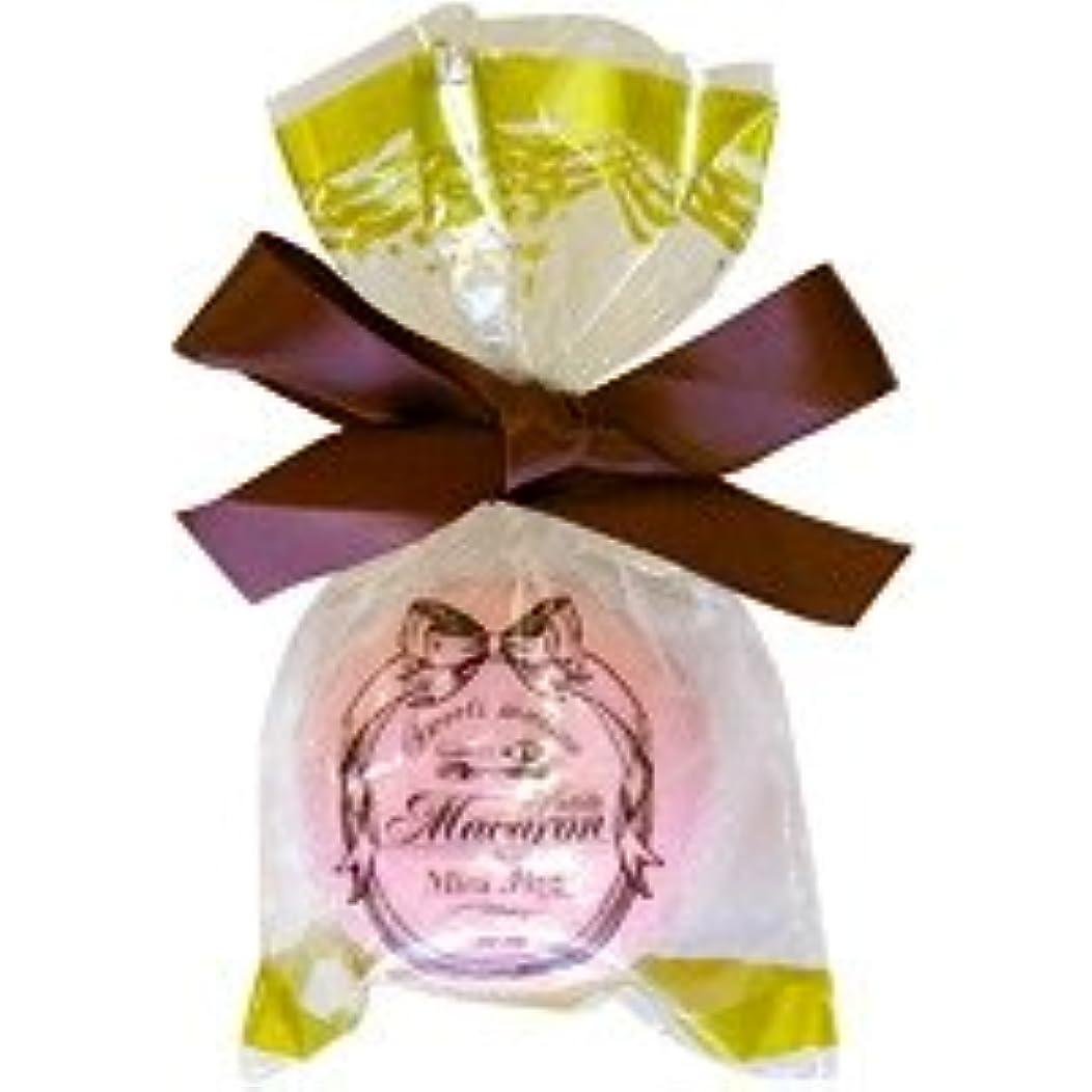 麻酔薬アジア人重くするスウィーツメゾン プチマカロンフィズ「ピンク」12個セット 甘酸っぱいラズベリーの香り