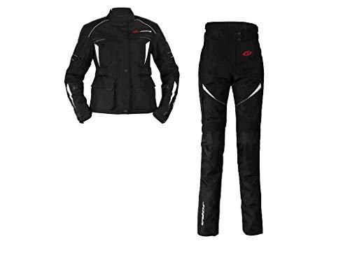 Textilkombi Jopa Omega V2 Lady Suit Jacke und Hose , XXL