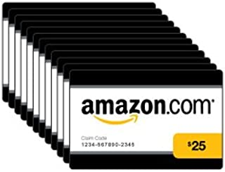 Amazon.com Gift Cards, Pack of 50 (Old Version) (Classic White Card Design)