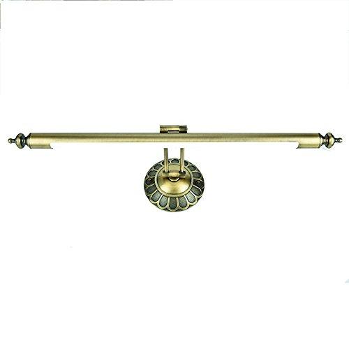 CHENG Led retro specchio fari bagno specchio armadietto luci luci specchio del bagno lampade di trucco