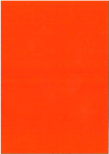Neptun Flex-Folie orange DIN A4