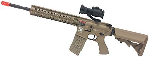 GG CM-16 R8 L Colorado Springs Mall Airsoft Gun Free shipping Tan