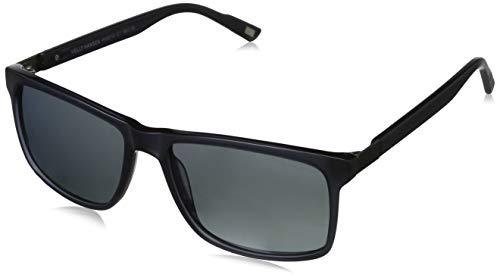 Helly Hansen Herren HH5014-C01-56 Sonnenbrille, Schwarz (Negro), 56