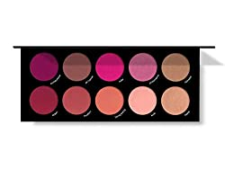Karity Cosmetics 10 Pigmented Professional Palette