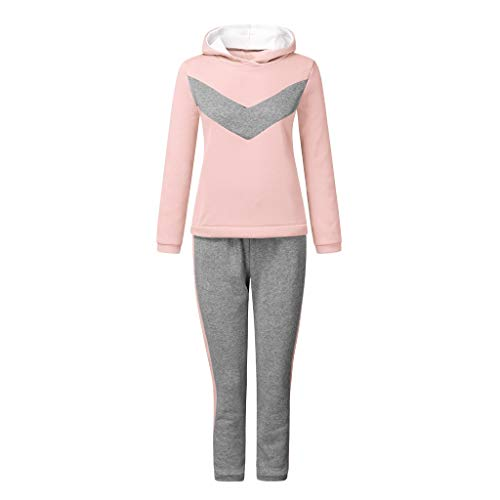 Great Features Of Simayixx Women's Two Pieces Sweatsuit Pullover Hoodie Long Pants Sports Tracksuit ...