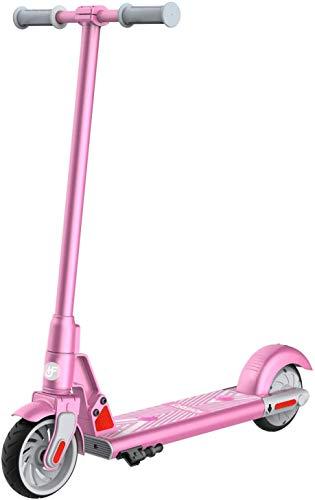 Elektro Scooter für Kinder, HOVERFLY GKS Elektro Kinderroller ab 6 bis 12 Jahren, Electric Roller 12 km/h, 6