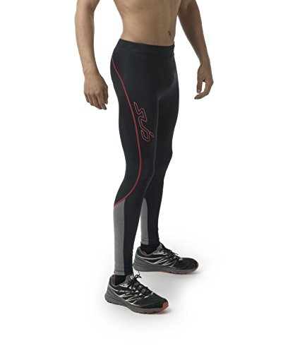 Sub Sports Mens Compression Leggings Tights Running Pants Muscle Recovery -L