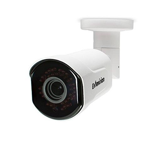 Evtevision Cámara de Vigilancia 2MP,Cámara De Seguridad,1080P HD CCTV Cámara AHD Bullet, 4 in 1,Lente de 2.8-12mm, 42 IR Led, HD TVI/CVI/AHD/CVBS Switchable, IP66 Impermeable
