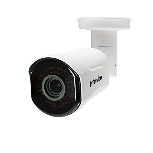 Evtevision Cámara de Vigilancia 2MP,Cámara De Seguridad,1080P HD CCTV Cámara AHD Bullet, 4 in 1,Lente de 2.8-12mm, 42 IR Led, HD TVI/CVI/AHD/CVBS Switchable, IP66 Impermeable