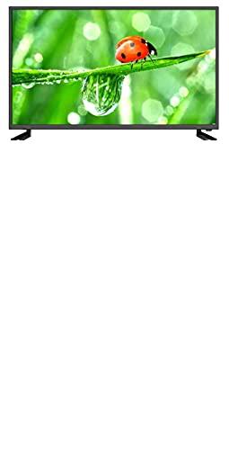 AKAY TV AKTV3923S - TV SMART 39 Pollici HD DVB-T2 Android Wifi Nero