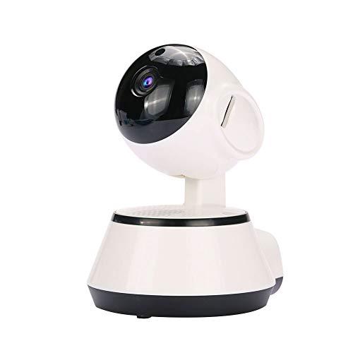 Rosepoem Cámara IP De WiFi Cámara De Vigilancia Cámara V380 Universal De 1Mp Seguridad para El Hogar para Seguridad