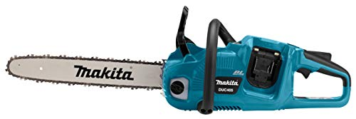 Makita DUC405Z Twin 18V (36V) Li-ion LXT Brushless 400mm Chainsaw - Batteries and Charger Not Included