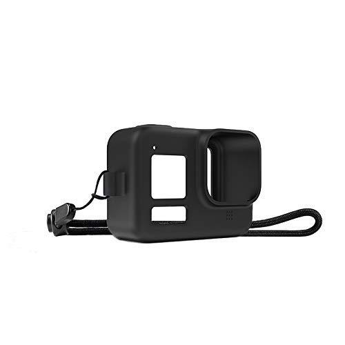TUTUO Funda de Silicona para GoPro Hero 8 Black cámara de a