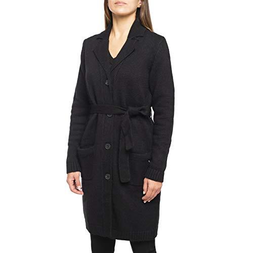 Nero Giardini A468800D Cappotto Da Donna In Maglia - Nero 42 EU