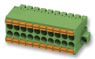 PHOENIX Now free shipping CONTACT DFMC 1 5 PLUGGABLE 4-STF-3 BLOCK 4 TERMINAL Free shipping / New