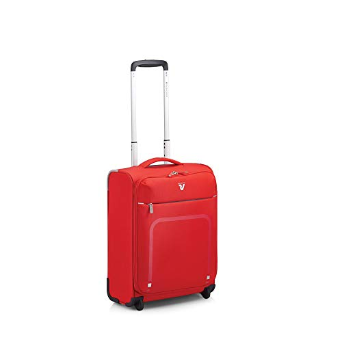 RONCATO Lite Plus trolley cabina xs morbido ultraleggero 2 ruote Rosso